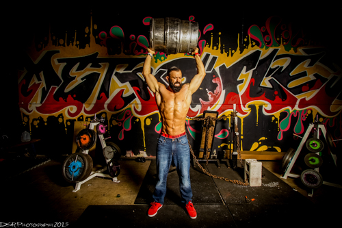 Fitness Photographers IBFF